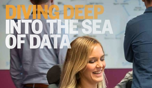 Diving Deep Into the Sea of Data